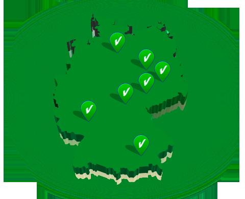 Tankstellen-Karte